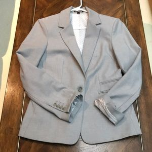 Express 1-button Business Blazer